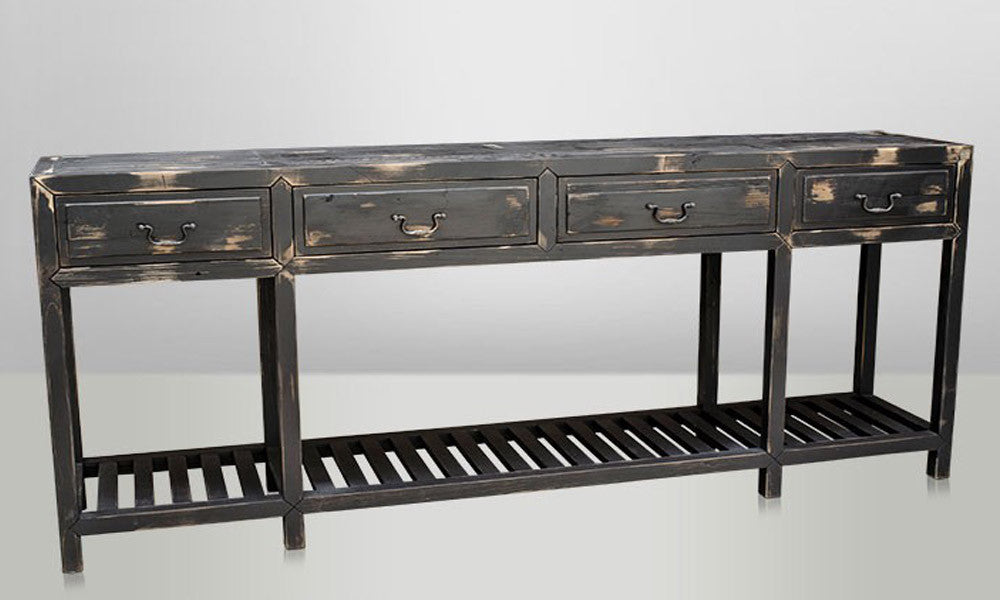 Shanxi Console Table
