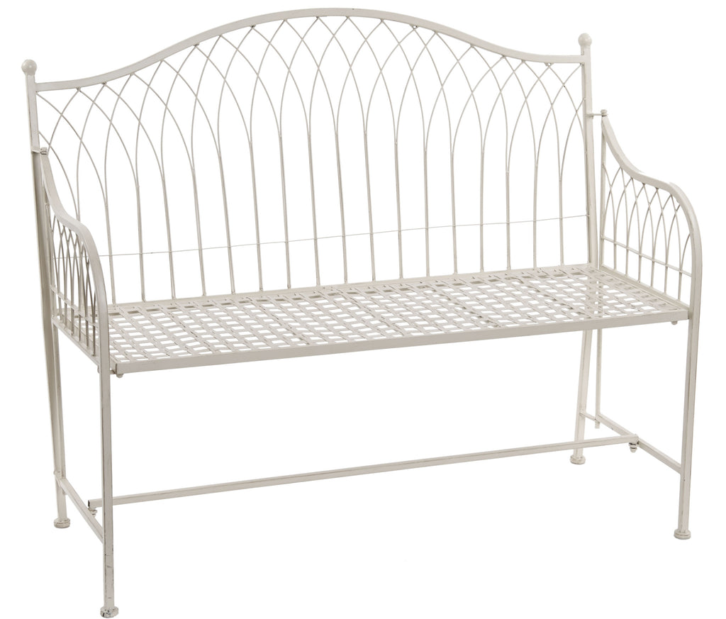 French Style Garden Bench