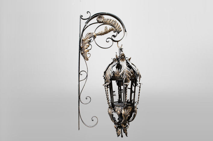 French Wall Lamp