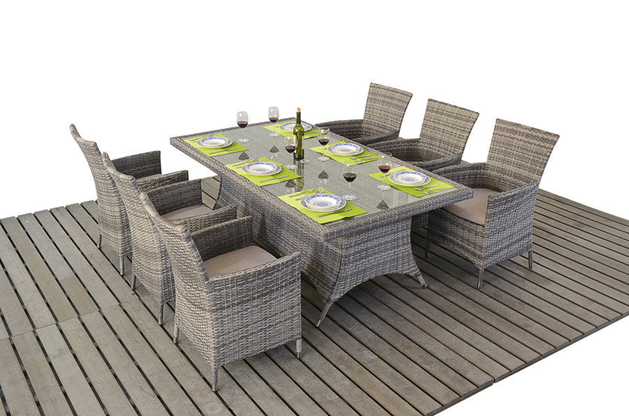 Large Luxury Dining Set