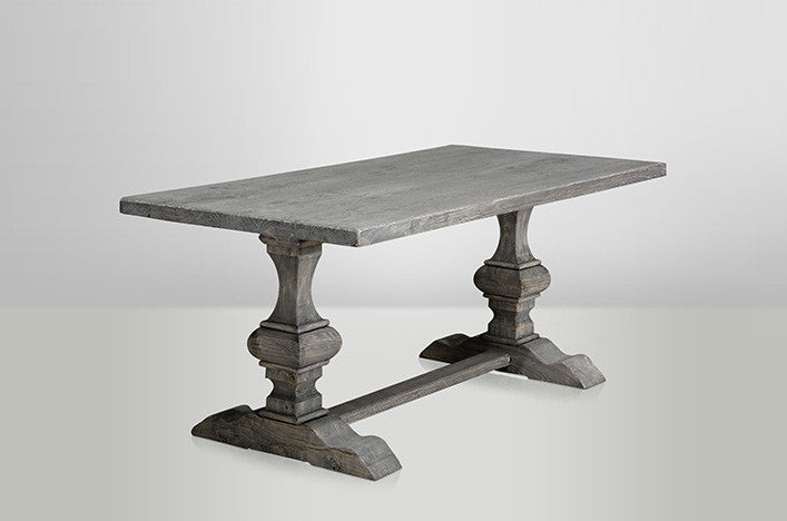 Column Legs Dining Table