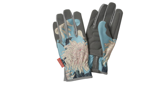 Chrysanthemum Gardening Gloves