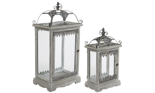 Ornate Metal Lantern