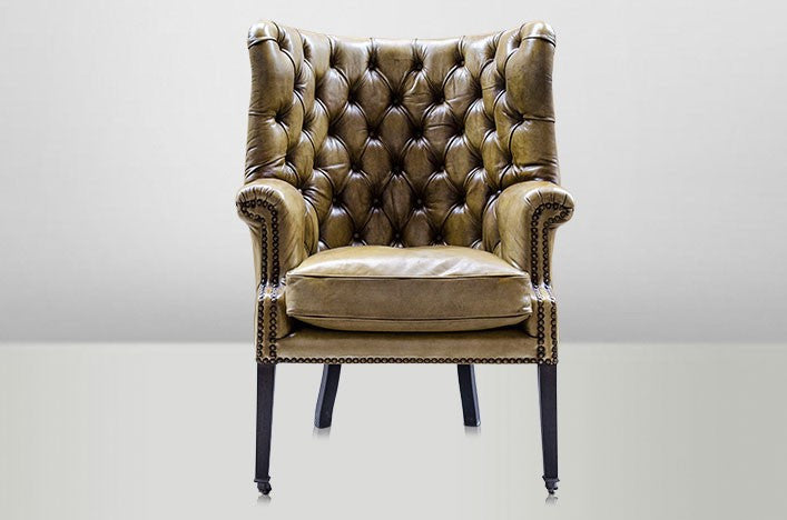 Winston Leather Arm Chair