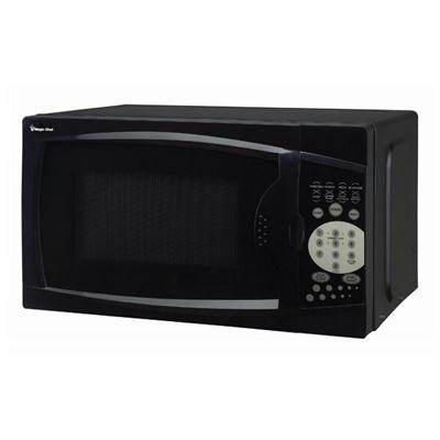 0.7 Microwave Oven Black-Kitchen & Housewares-Magic Chef-ILife Store