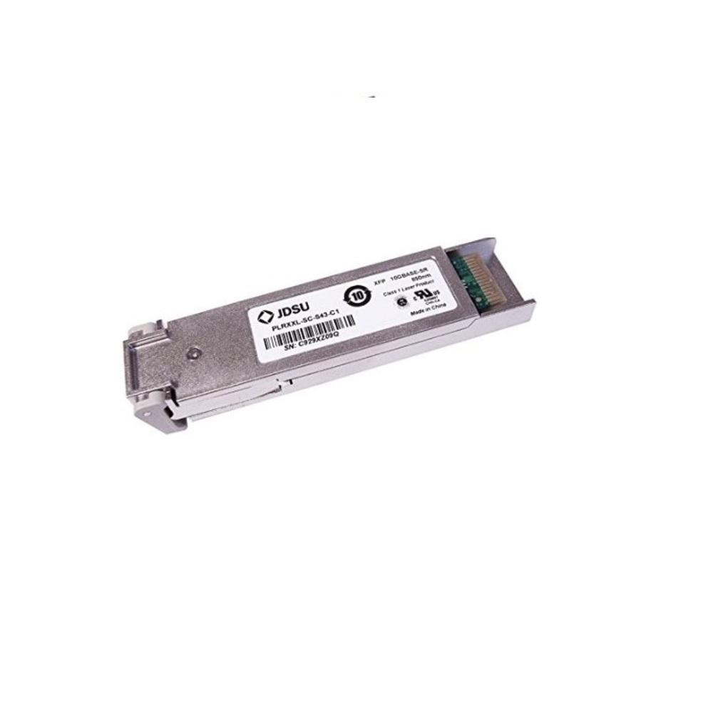 10GB Jdsu 10GBASE-SR 850nm Transceiver PLRXXL-SC-S43-C1-Computers & Tablets & Networking-JDS Uniphase Corporation-ILife Store