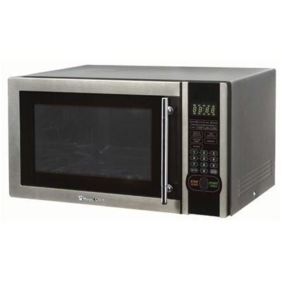 1.1 Microwave Oven Stainless-Kitchen & Housewares-Magic Chef-ILife Store