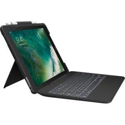 "12.9"" Combo Case With Keyboard-Bags & Carry Cases-Logitech-ILife Store"