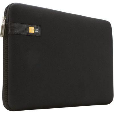 "13.3"" Laptop Sleeve Black-Bags & Carry Cases-Case Logic-ILife Store"