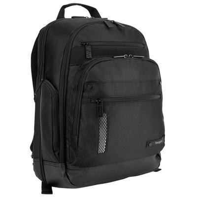 "14"" Revolution Backpack Black-Bags & Carry Cases-Targus-ILife Store"