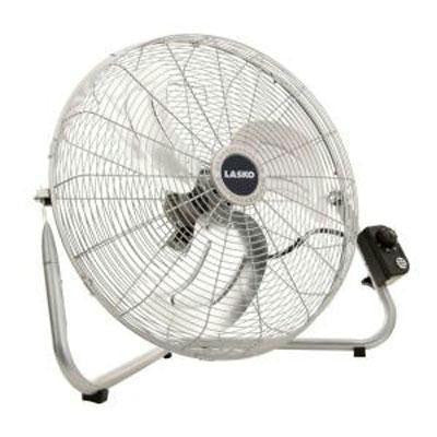 "20"" High Velocity Floor Fan-Home Environment-Lasko Products-ILife Store"