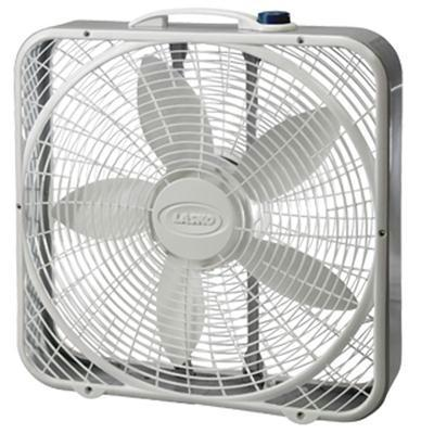 "20"" Power Plus Box Fan 3 Speed-Home Environment-Lasko Products-ILife Store"