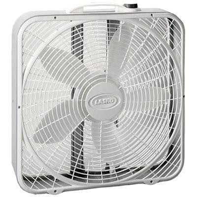 "20"" Premium Box Fan 3 Speed-Home Environment-Lasko Products-ILife Store"