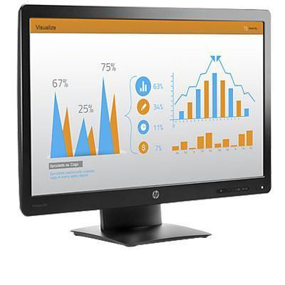 "23"" P232 Prodisplay Monitor-Monitors-HP Business-ILife Store"
