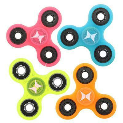 24pc Fidget Neon Glow Spinnr-Health & Wellness-Xtreme Cables-ILife Store