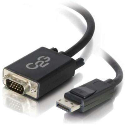 3' Dp M To VGA M Black-Cables Computer & AV-C2G-ILife Store