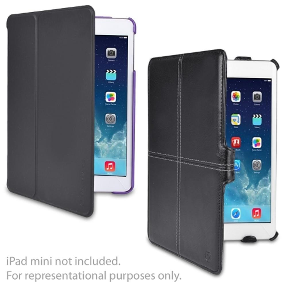(3-Pack) Marware Microshell Folio Cases (2 - Purple) & C.E.O. Hybrid Case (1 - Black) for Apple iPad mini-Computers & Tablets & Networking-Marware-ILife Store