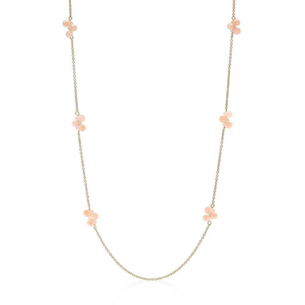 36 Inch Beaded Station Necklace N01252GW-V01-Jewelry & Watches-Icon Bijoux-ILife Store