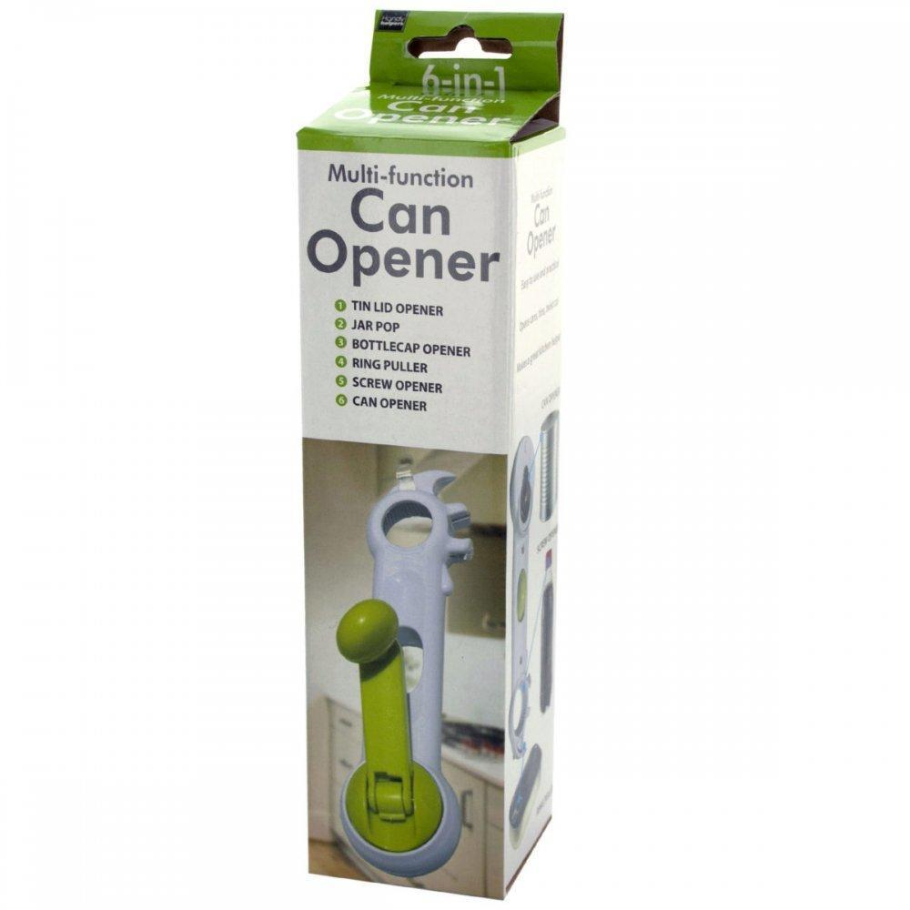 6-in-1 Multi-function Can Opener OS930-Home & Garden-handy helpers-ILife Store