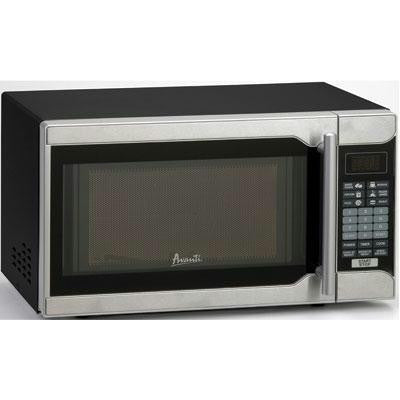 .7cf 700 With Microwave Bkss Ob-Kitchen & Housewares-Avanti-ILife Store