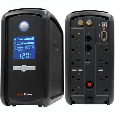 850va-510w Ups Lcd-Power Protection-Cyberpower-ILife Store