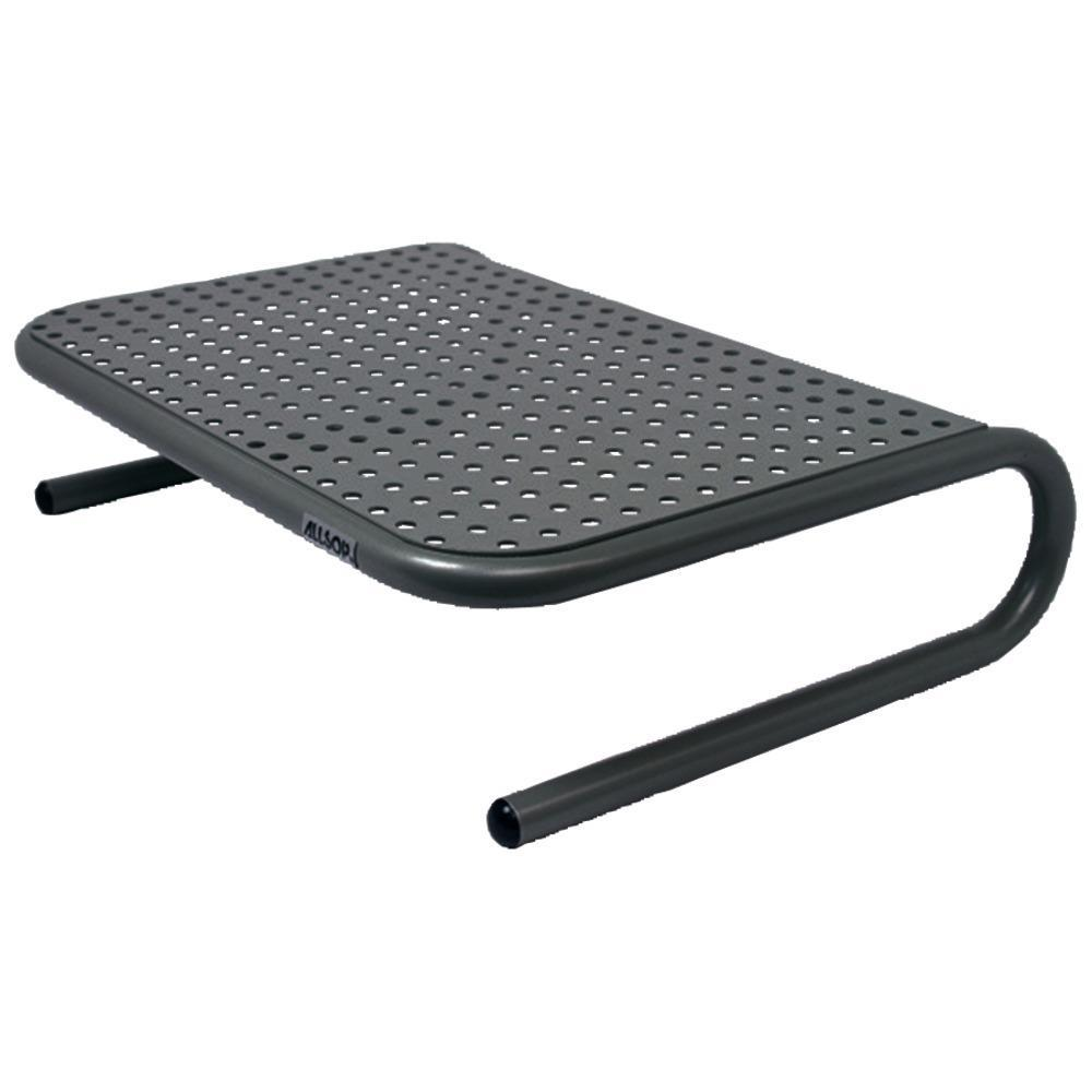 Allsop(TM) 30165 Metal Art Jr. Monitor Stand (Black)-Computers & Tablets & Networking-ALLSOP(TM)-ILife Store