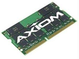 Axiom Memory Solution,lc Axiom 1gb Ddr Sodimm Dc890a Hppaq Evo & Presario Notebook-Computer Components-Axiom Memory Solution,lc-ILife Store