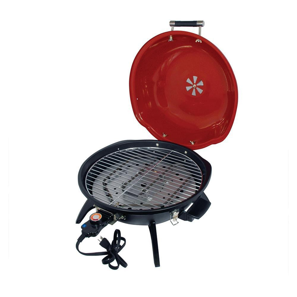 Better Chef 15-inch Electric Tabletop Barbecue Grill-Home & Garden-BETTER CHEF-ILife Store