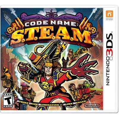 Code Name Steam 3ds-Videogame Software-Nintendo-ILife Store