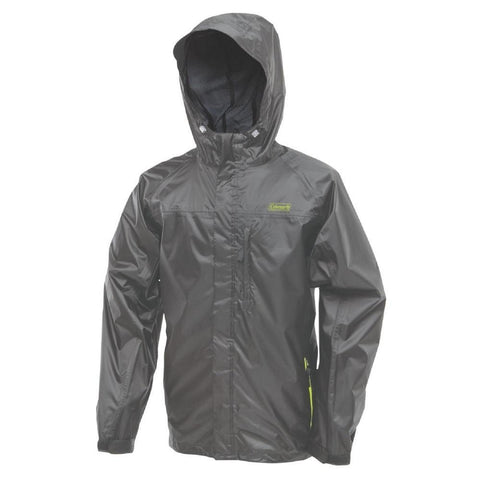Coleman Rainwear Danum Jacket Grey-Green Medium