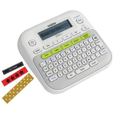Easy Compact Label Maker-Printers Inkjet-Brother International-ILife Store