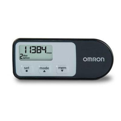 Hip Pedometer With Holder-Exercise & Fitness-Omron Healthcare-ILife Store