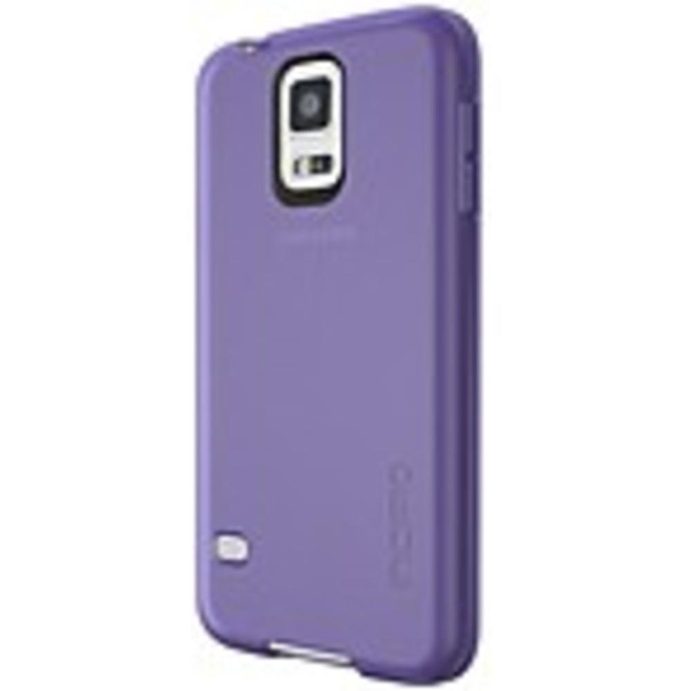 Incipio NGP Case for Samsung Galaxy S5 - Purple - SA-530-PUR - Impact Resistant - Flex2O, Next Generation Polymer-Cell Phones & Accessories-Incipio-ILife Store