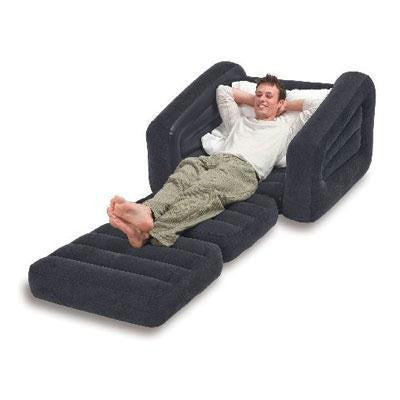 Inflatable Pull Out Chair-Camping-Intex-ILife Store