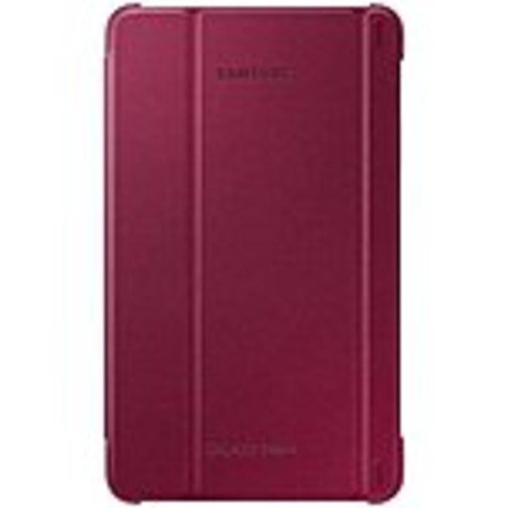 Samsung EF-BT330WPEGUJ Protective Case Book Fold for Galaxy Tab 4 Tablet - Plum Red-Computers & Tablets & Networking-Samsung-ILife Store