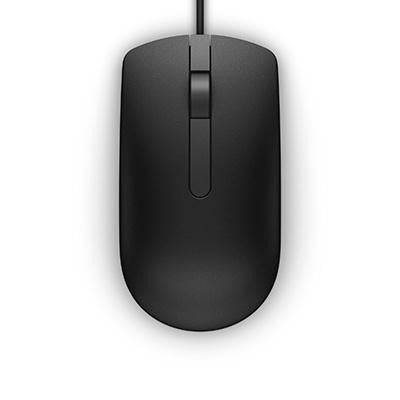 Wired Optical Mouse Ms116-Input Devices-Dell Commercial-ILife Store