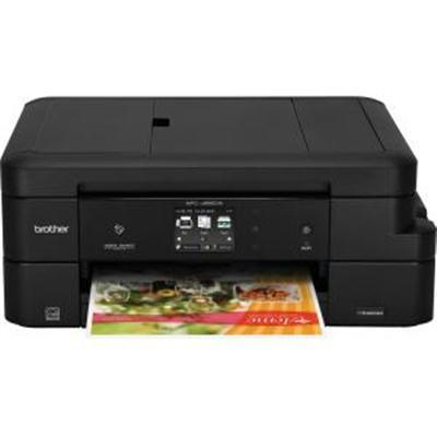 Worksmart Inkjet All In One-Printers Multi Function Units-Brother International-ILife Store