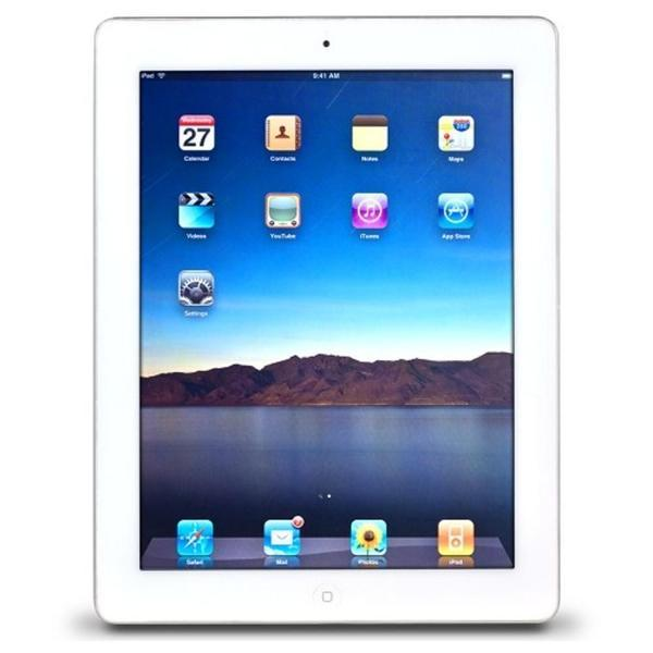 Apple iPad 2 with Wi-Fi 16GB - White (2nd generation)