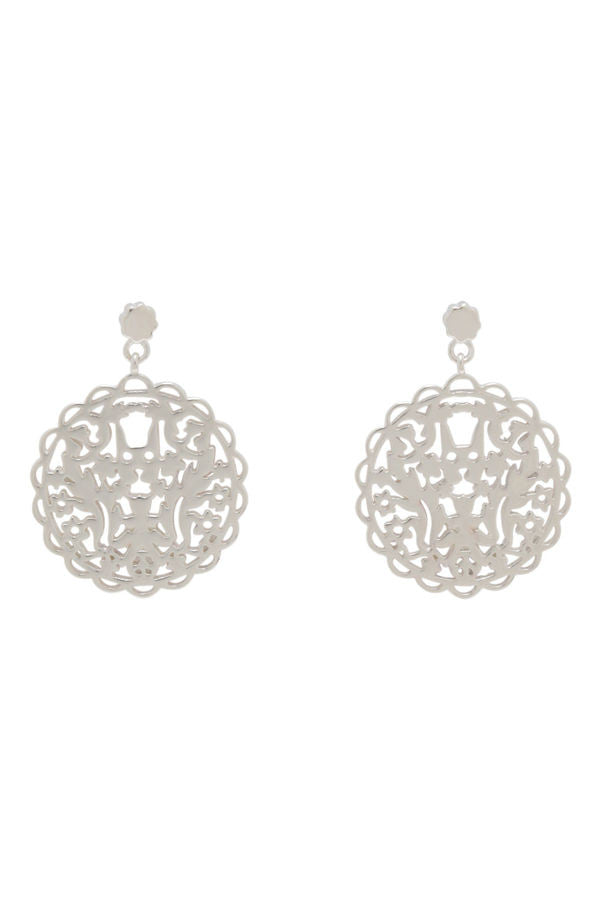 Filigree Rabbit Earrings