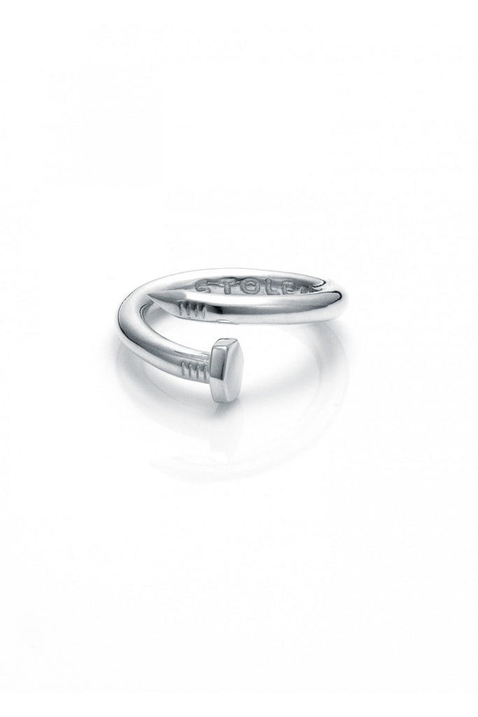 Twisted Bolt Ring