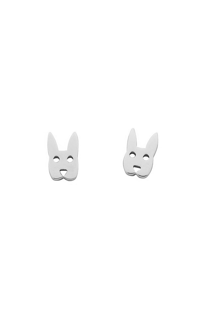 Mini Rabbit Stud Earrings