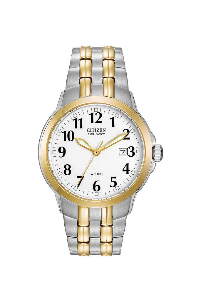 Citizen EcoDrive Two Tone Watch