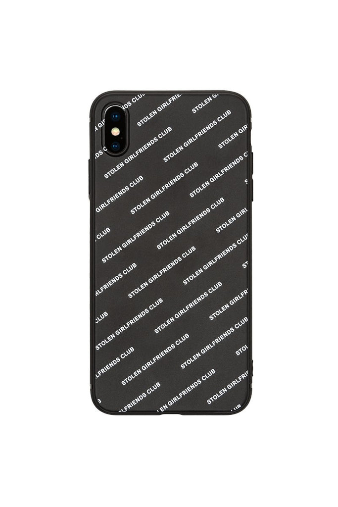 Diagonal Stolen Phone Cover