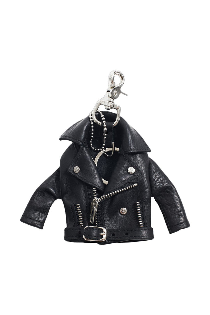 Leather Jacket Key Ring