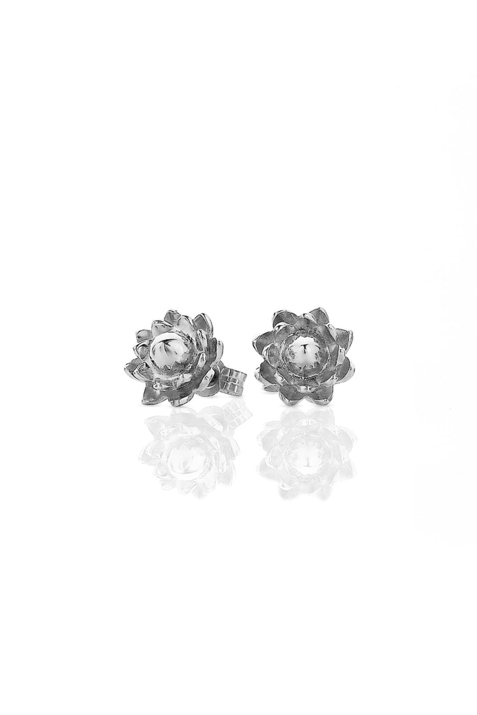 Protea Stud Earrings