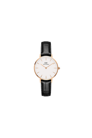 Petite Reading Rose Gold 32mm