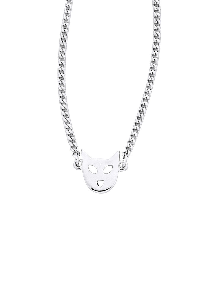 Mini Cat Necklace