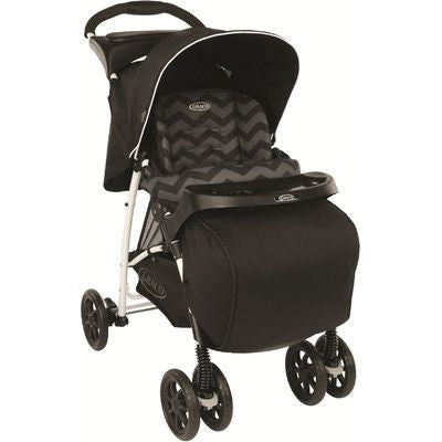 Graco Mirage Plus Solo Black Zig Zag