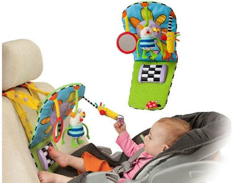 Feet Fun Car Toy - FREE SHIPPING