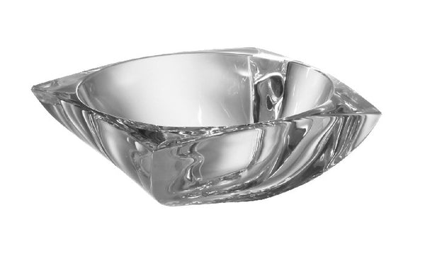 "Majestic Gifts Crystalline Glass Bowl, 4.25""D"